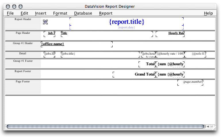 open source report writer The eclipse birt project is the open source reporting of course script reports can be parameterized as any other report in reportserver giving you the.